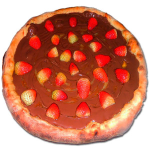 Pizza-Chocolate