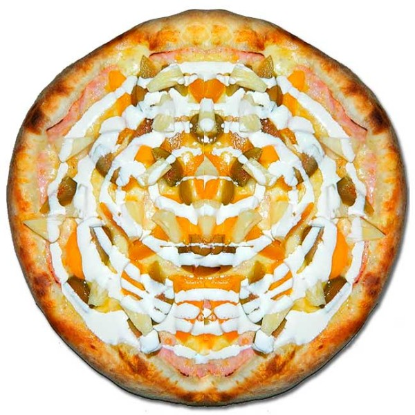 Pizza-Tropical