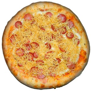Pizza-Crocante